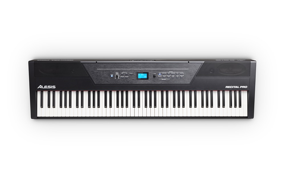 Alesis Recital Pro 88 Weighted Hammer Action  …