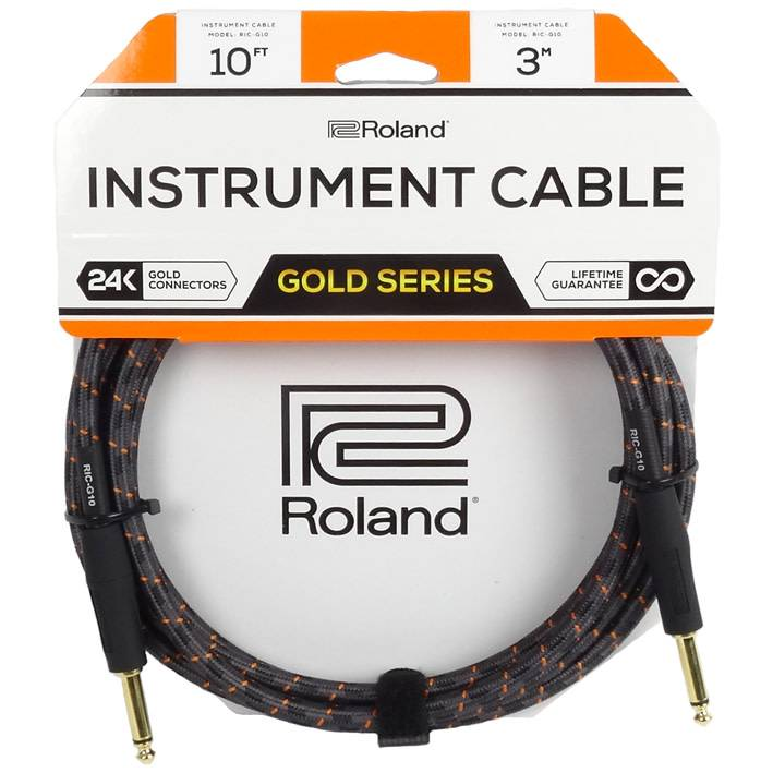 Roland Gold Series 10 Foot  …