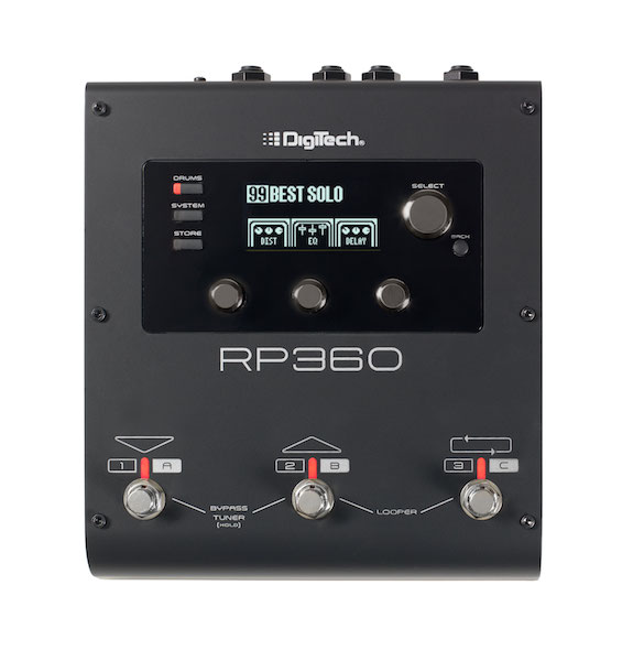 Digitech RP360 Multi Effects Processor