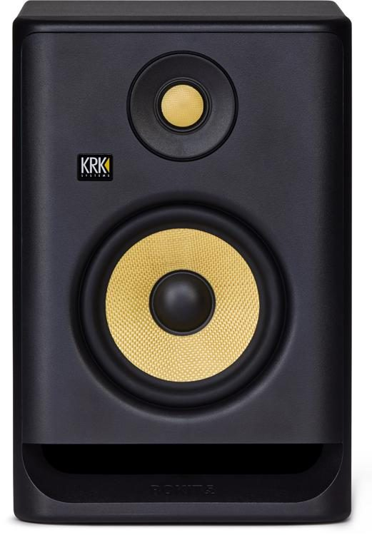 KRK Rokit 5 RP5 G4 Generation 4 Active Monitor  …