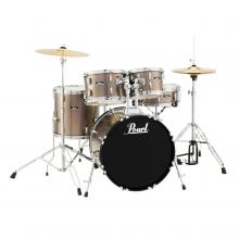 Pearl Roadshow Five Piece Kit  With Hardware  …