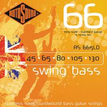 Rotosound RS665LD Swingbass Stainless Steel  …