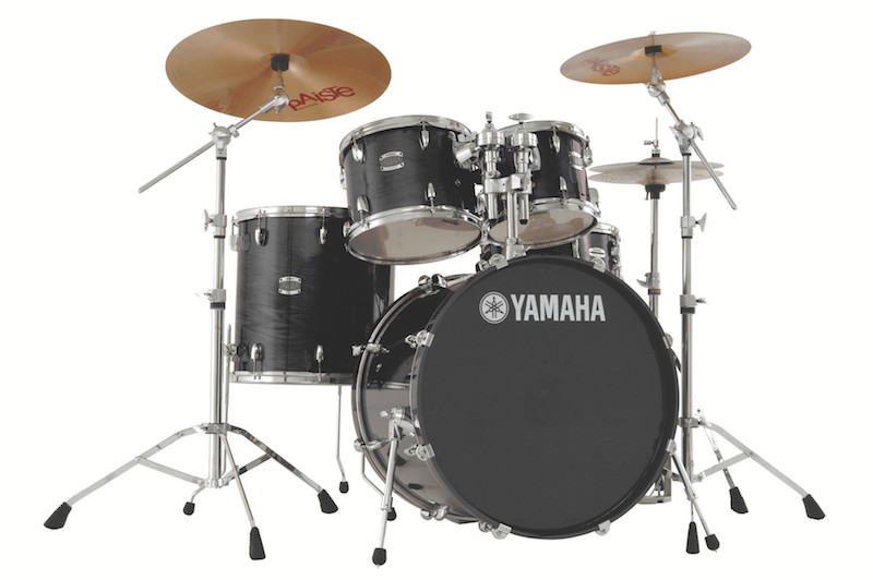 Yamaha SBX2F57 Stage Custom Birch 5 Piece  …