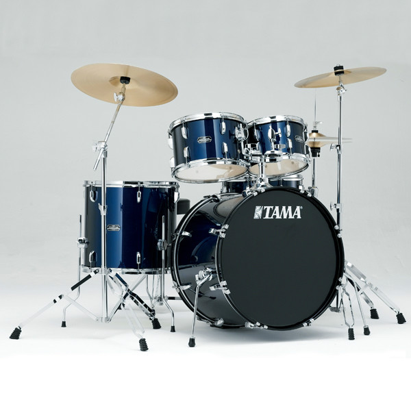 Tama Stagestar 5-Piece Kit With Hardware  …