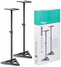 Stagg SMOS-10 Studio Monitor Stand Set Of Two