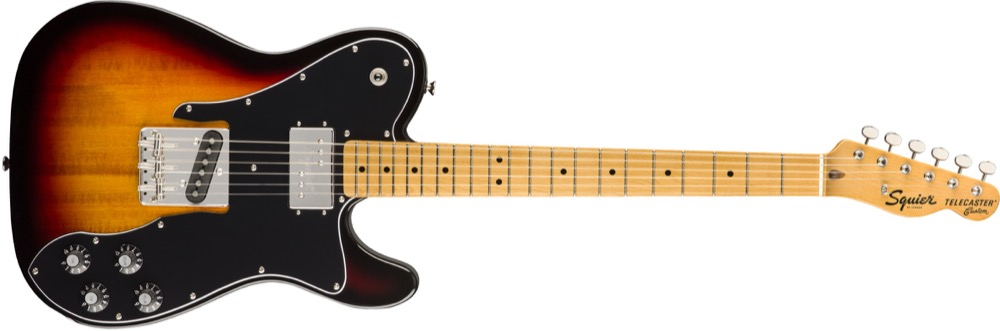 Squier Classic Vibe 70's Tele Custom In 3  …