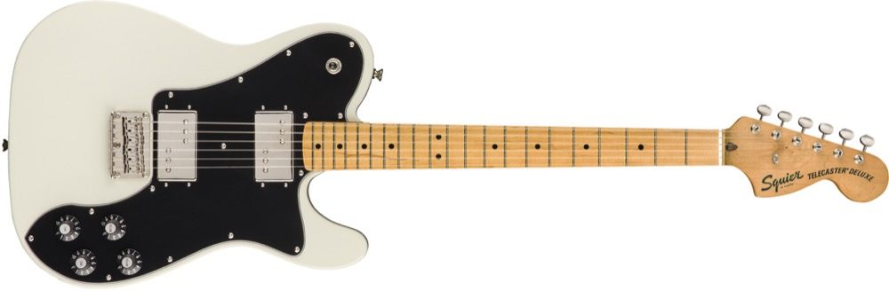 Squier Classic Vibe 70's Telecaster Deluxe  …