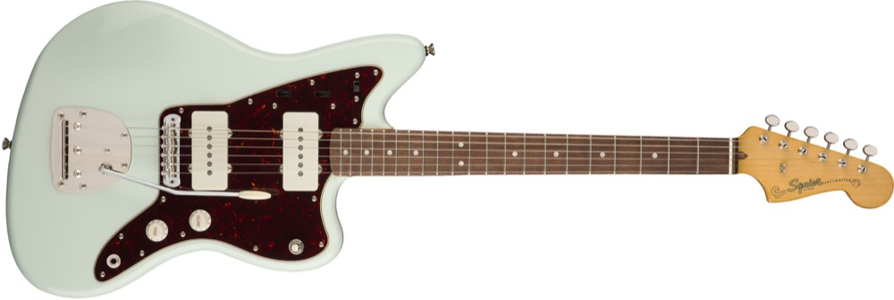 Squier Classic Vibe 60's Jazzmaster In Sonic Blue