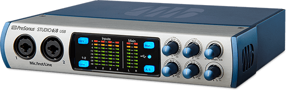 Presonus Studio 68 6X8 USB Interface