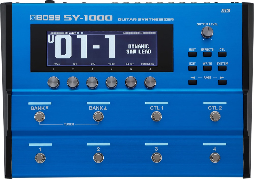 Roland SY-1000 Guitar Synthesizer