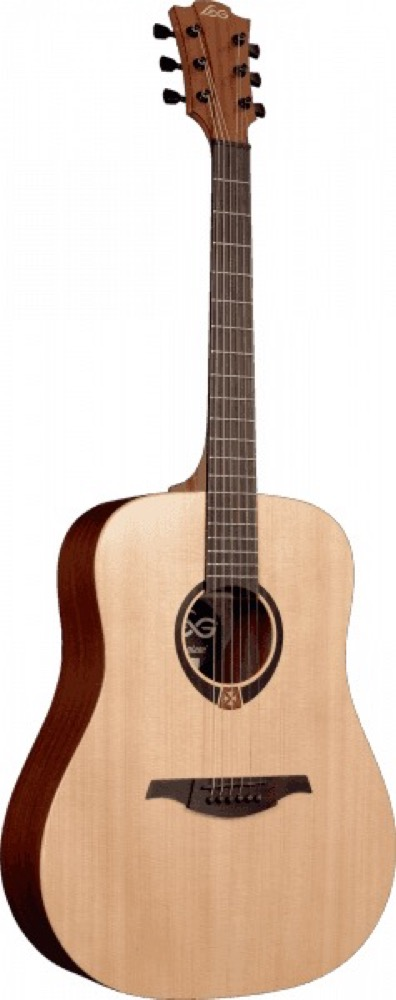 LAG Tramontane T70D Dreadnought Solid Top