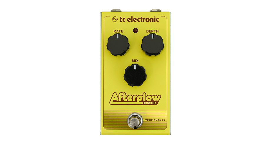 TC Electronic Afterglow Chorus Pedal