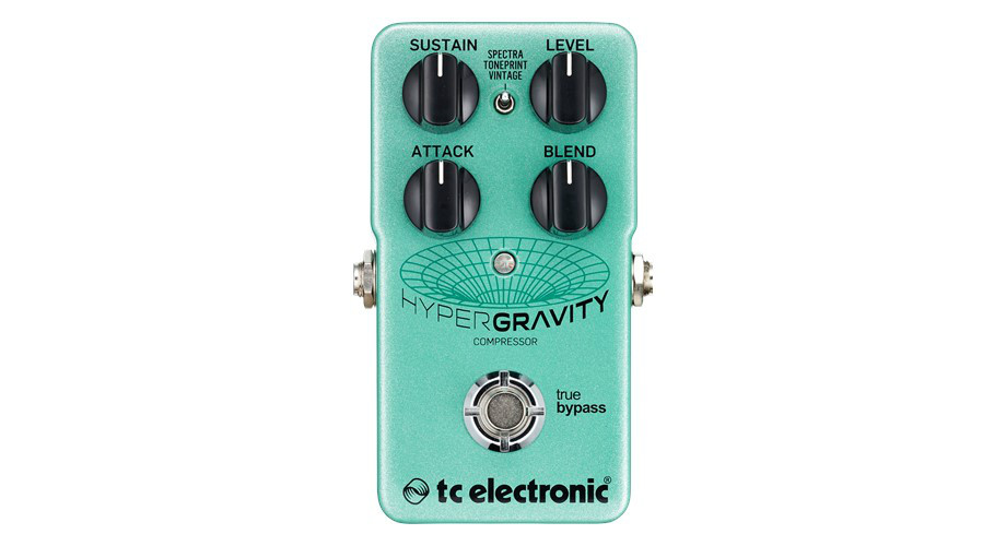 TC Electronic Hyper Gravity Compressor Pedal