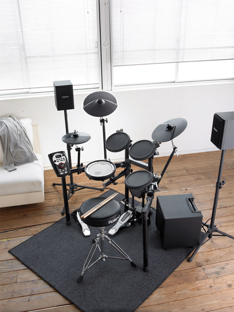 Roland TD-11K V-Compact kit w/stand