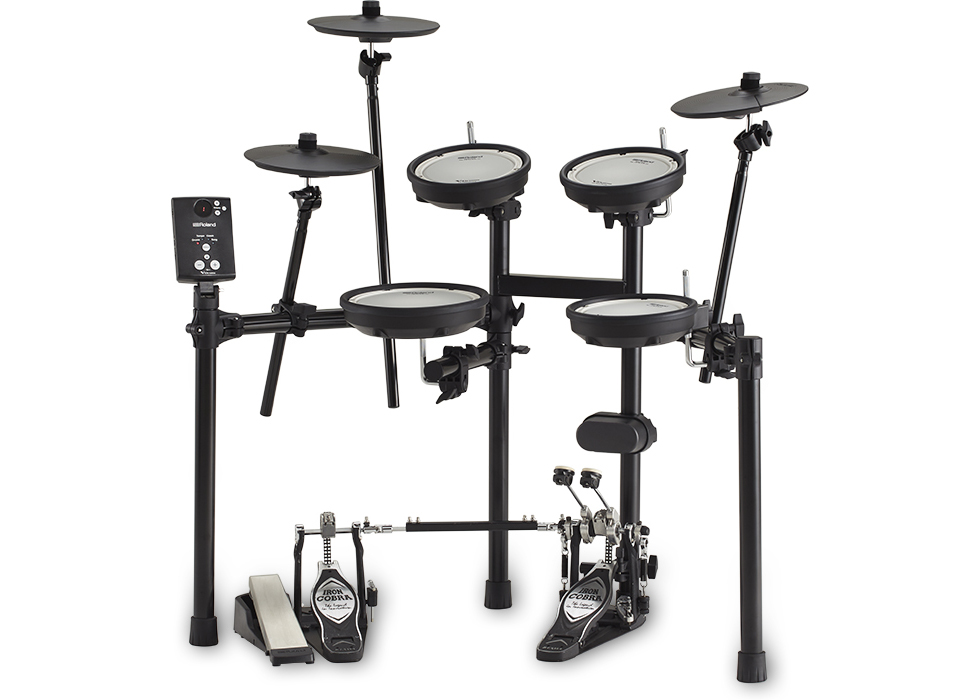 Roland TD-1DMK Entry Level V-Drums Kit With  …