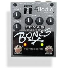 Radial Texas Bones Overdrive Pedal