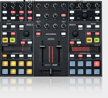 Novation Twitch Touchstrip DJ Controller*