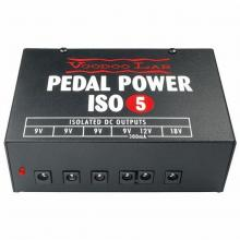 Voodoo Lab Pedal Power ISO-5 5 Output  …