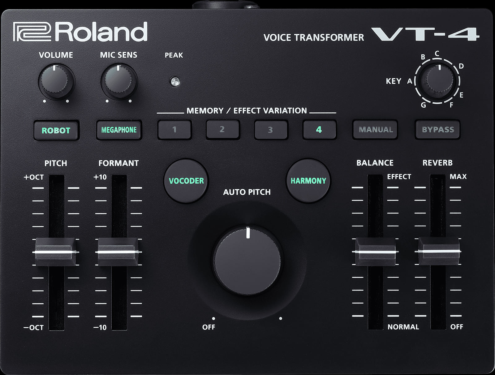 Roland AIRA VT-4 Vocal Transformer