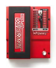 Digitech Whammy Pitch Shifting Pedal
