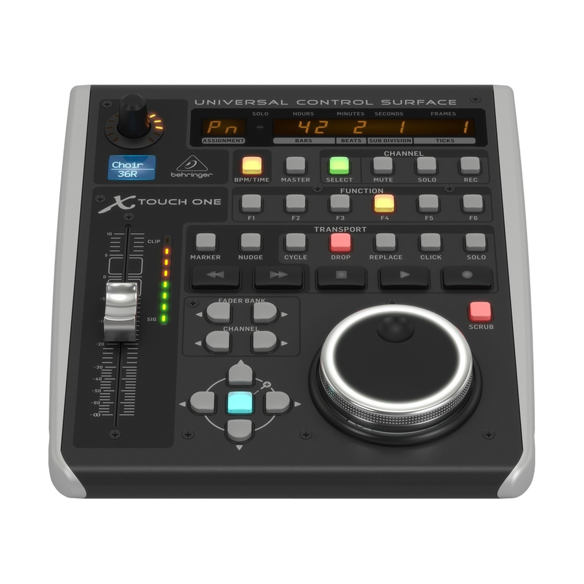 Behringer X-Touch One Universal Controller  …