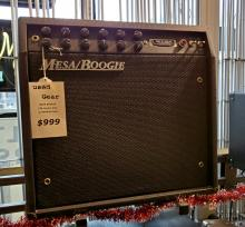 Used Mesa Boogie F30 Combo w/ftsw & cvr