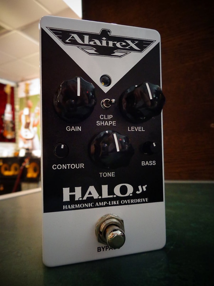 Used Alairex H.A.L.O. jr Overdrive Pedal