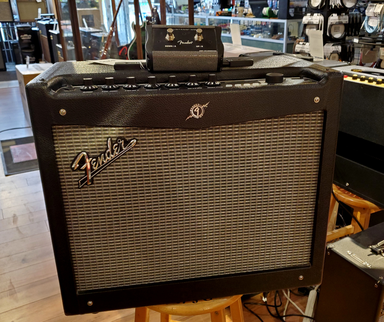 USED Fender Mustang III V2 with ftsw